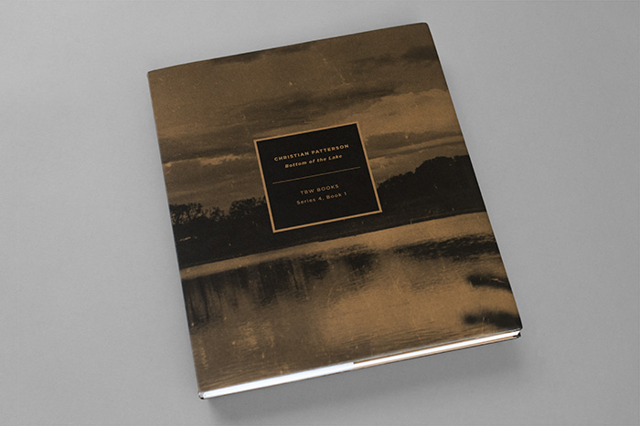Bottom of the Lake book, published by TBW Books