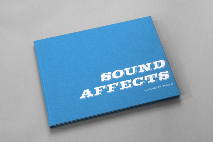 Sound Affects book