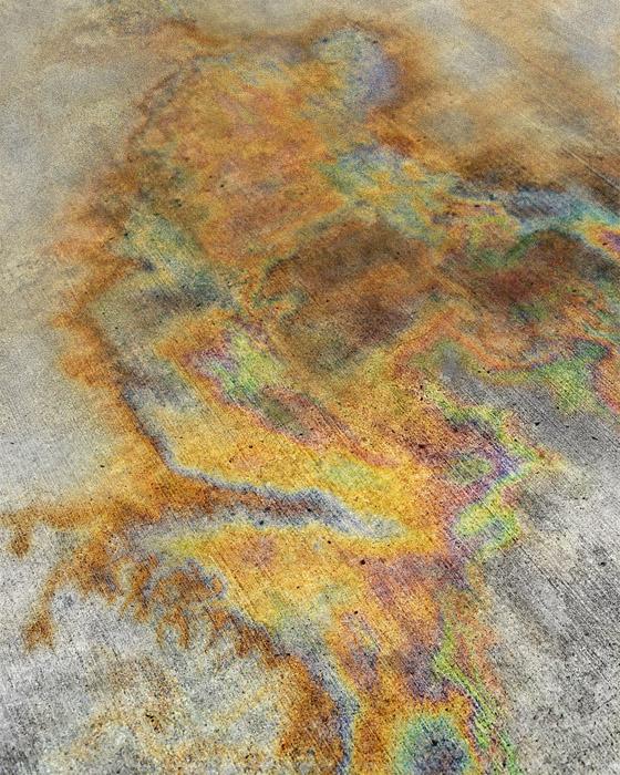 1545 Cornhusker (Oil Spill)