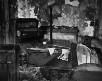 Burned-Out Room