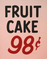 Fruit Cake 98 Cents