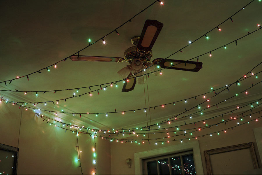 Christmas Ceiling